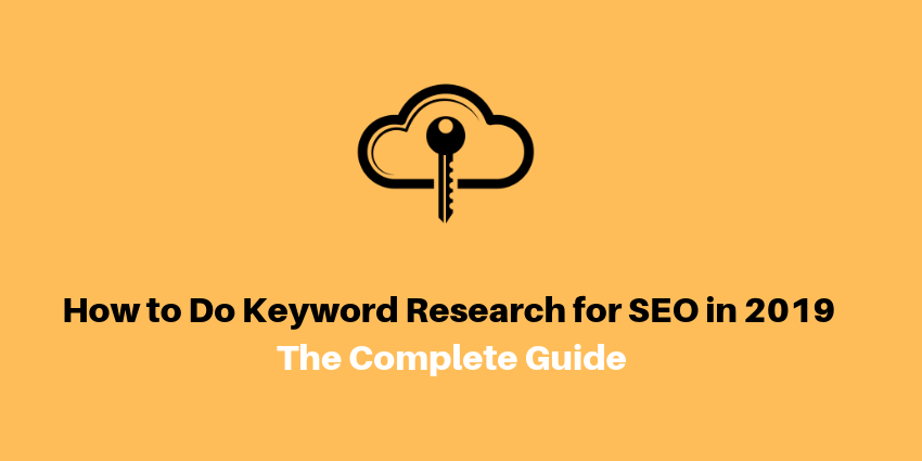 keywords research for seo in 2019