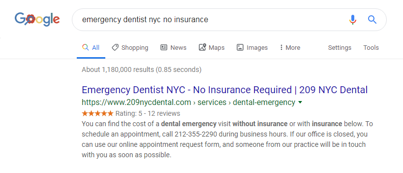 emergency-nyc-dentist-1-ranking