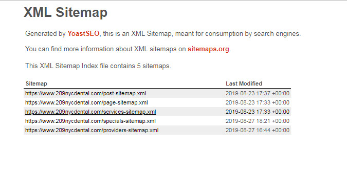 sitemap-209-dental