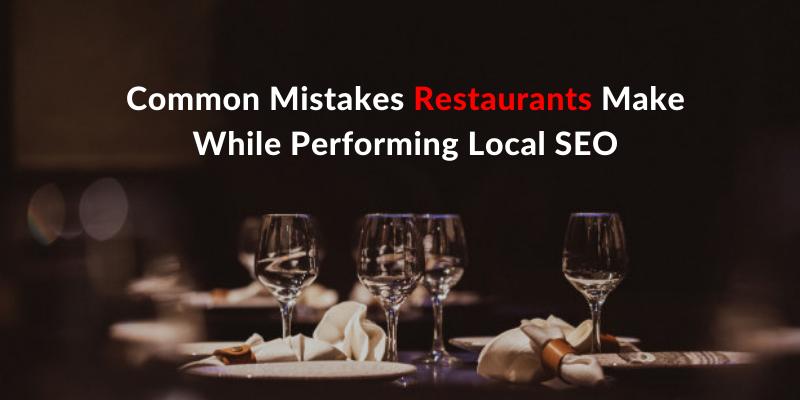 restaurants local seo mistakes