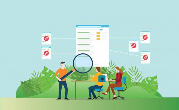 build backlinks using content marketing