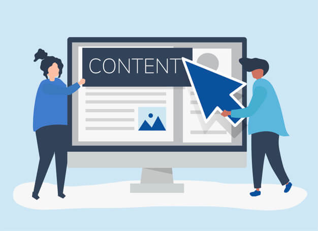 data driven content for quality link building