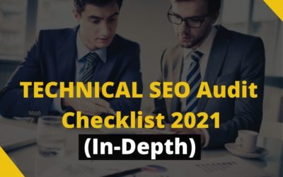 Technical SEO Audit – 90 Point Checklist (In-Depth Guide)